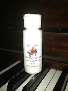 pvc e glue adhesive for piano keytops keys ivories felt cloth leather 2 ozs ebay. Black Bedroom Furniture Sets. Home Design Ideas