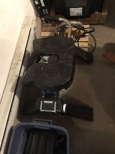 Barely used Fifth wheel hitch