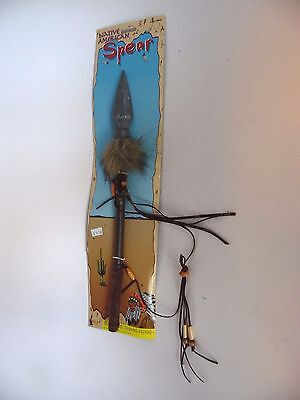 Old West Plastic Spear Western Outfit Party Halloween Costume Accessory Prop - Old West Outfit
