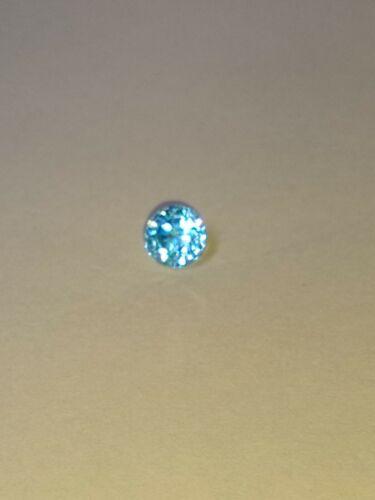 2.00ct. Brilliant Blue Zircon
