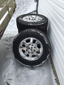 Chev 2500 Wheels and Tires