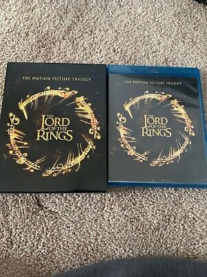 The Lord of the Rings: The Motion Picture Trilogy Theatrical Edition Blu