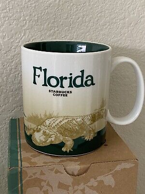 Starbucks Mug Florida 2012 NWT