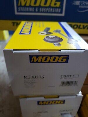 K200206 Moog Kit Sway Bar Bushing Rear New for Honda CR-V Acura TL TSX 2004-2008
