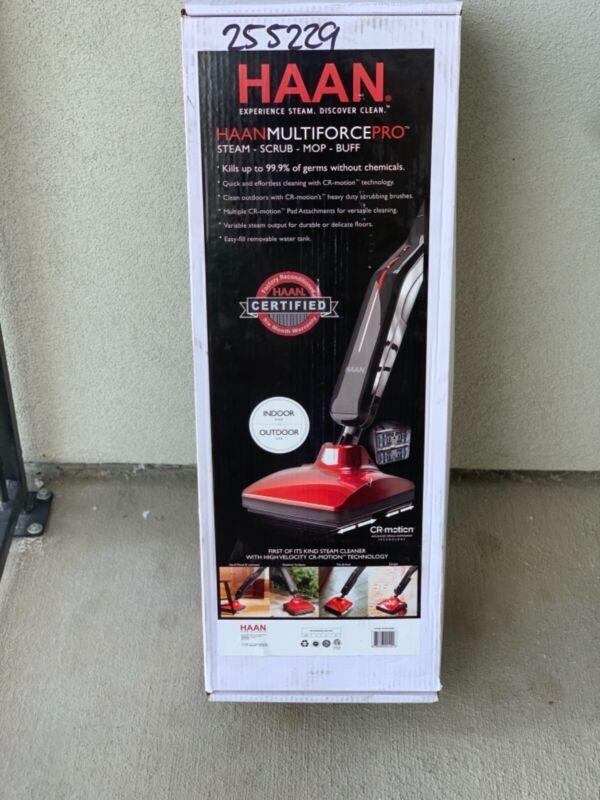 Multiforce Pro Steam Mop Red