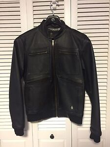Volcom Leather Jacket! Need Gone ASAP!