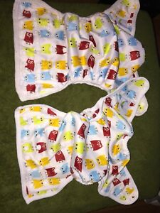 Cloth diaper covers (blueberry, rumparooz, sweetpea)