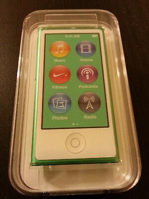 Apple iPod Nano 7th Gen 16GB Unskilful, MD478LL/A (Worldwide Shipping)