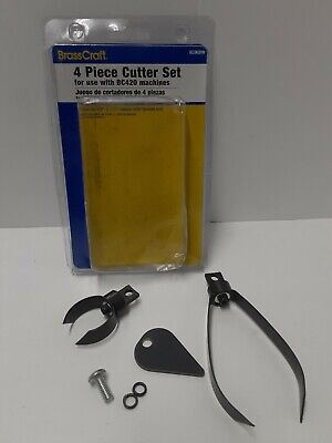 3 Pc Plumbers Cutter Set Hand Tools Drain Openers Clogs Steel For Bc420 38 12