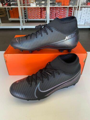 Nike Mercurial Superfly 7 Club FG/MG Soccer Cleats Black AT7949-010 Men