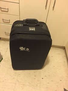 Polo suitcase