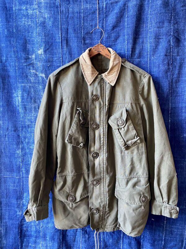 Vietnam Era 1970 Canadian Army Combat Coat GS Peerless Garments Short Small