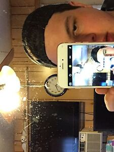 128gb iPhone 6s Plus **ROSE GOLD** mint locked to Rogers