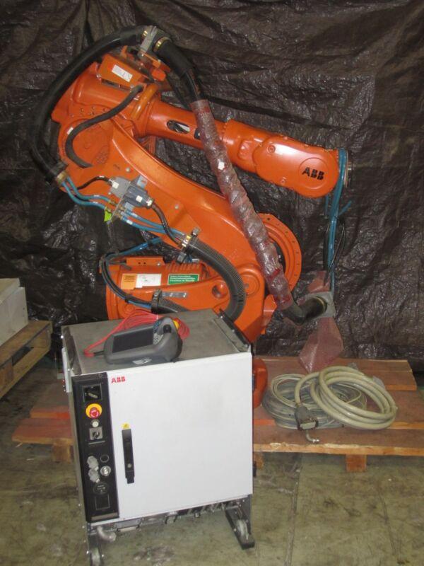 ABB robot IRC5 IRB6600