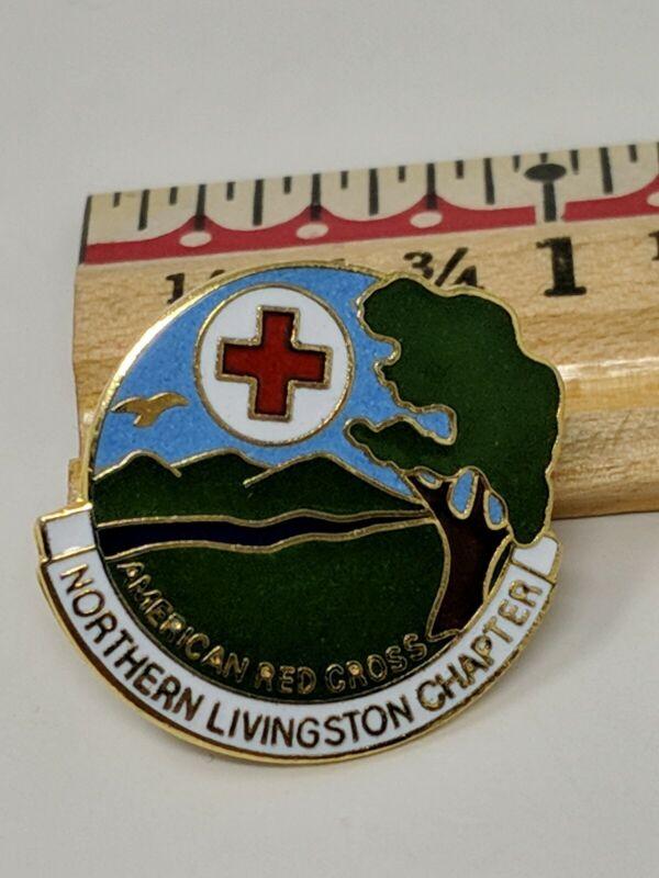 American Red Cross ARC Northern Livingston Chapter Pin Bin 3/6