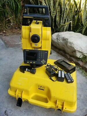Leica Icon Robot 60 Bluetooth Total Station