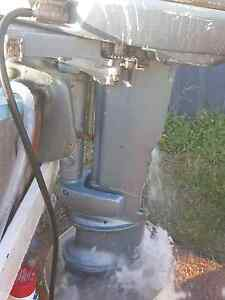 25hp evirude/Johnson outboard Denman Muswellbrook Area Preview