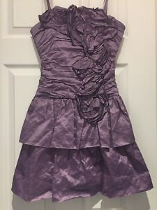 Brand new with tag never worn BCBG cocktail dress size 4