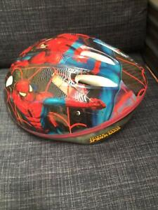 2 Used children's bike helmets in very good condition