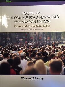 Sociology Textbook: Your Compass For a New World (SOC 1027)