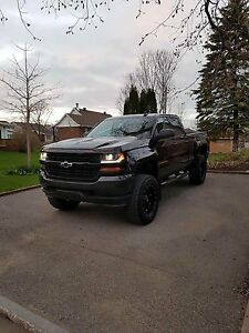 Chevrolet silverado 1500 2016 lift kit
