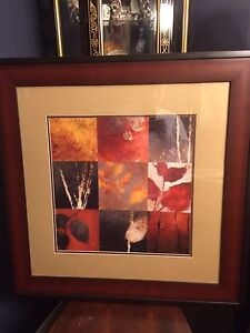 BEAUTIFUL FRAMED GALLERY PICTURE