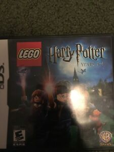 Lego Harry Potter Years 1-4 DS