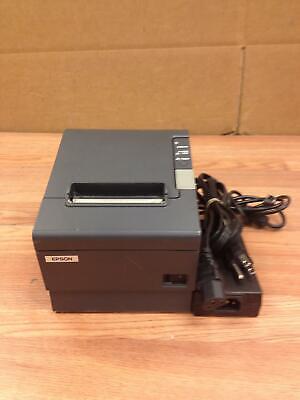 Epson Tm-t88iv M129h Thermal Pos Monochrome Receipt Printer Parallel