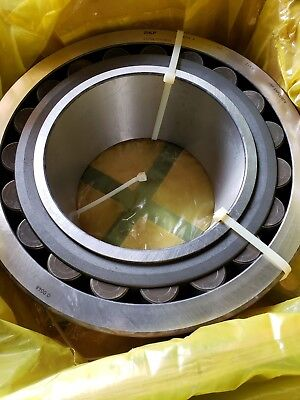 Skf 23244 Cckw33 Spherical Radial Bearing Tapered Bore Lubrication Groove...