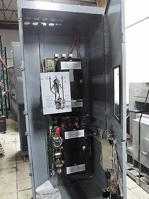 Asco Automatic Transfer Switch W Bypass F962360097xc 600a 480v 60hz 3p Used