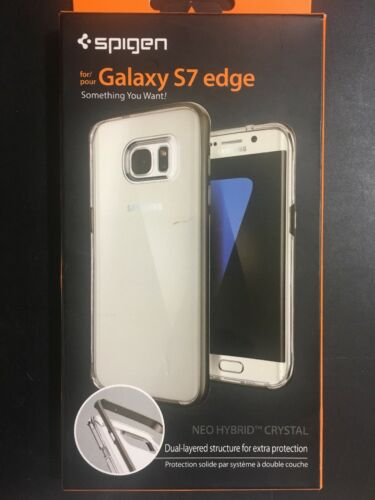 Spigen - Neo Hybrid Crystal Case For Samsung Galaxy S7 Edge