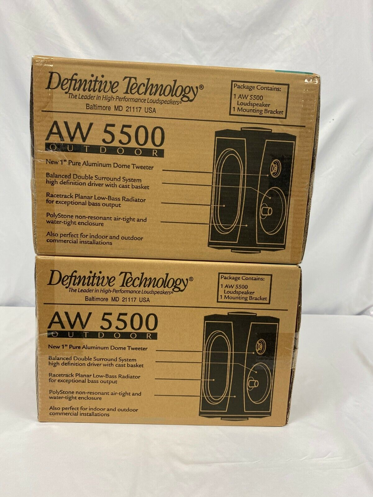 Definitive Technology AW 5500 Outdoor Speaker