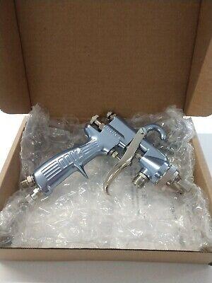 Binks 2100 Pressure Feed Conventional Spray Gun 66ss66sd