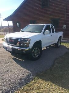2011 GMC Canyon 4X4 Off-road (Z71)