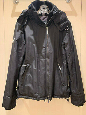 Superdry Original Windcheater Jacket, Black, Small