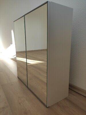 ikea silveran spiegelschrank