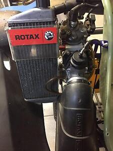 Rotax JMax 125 Go Kart Engine - with 2009 barrel Tapping Wanneroo Area Preview
