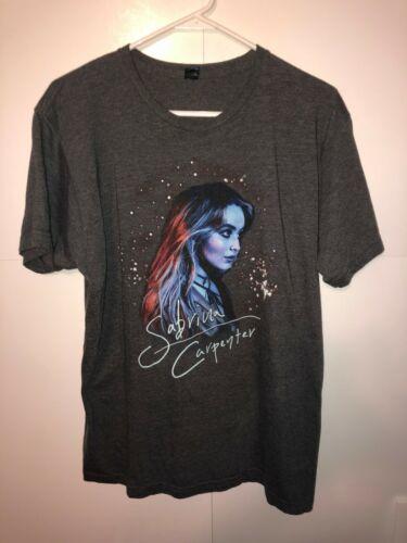 Sabrina Carpenter Vintage 2016 Evolution Tour Shirt Size Large Girl Meets World