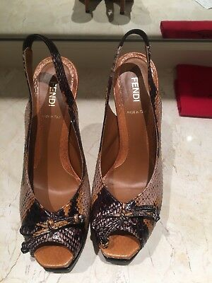 fendi shoes 38