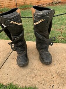 Oneal motorbike boots