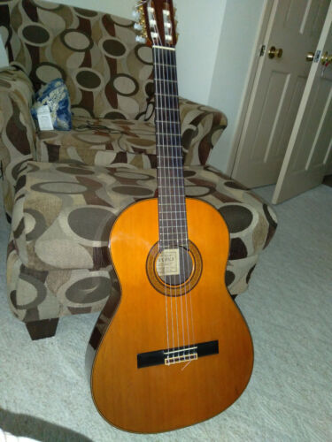 "Masaru Matano ""Barcelona"" Grand Concert Classical Guitar Clase 500"