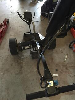 Parmaker elec golf buggy remote control Clifton Springs Outer Geelong Preview