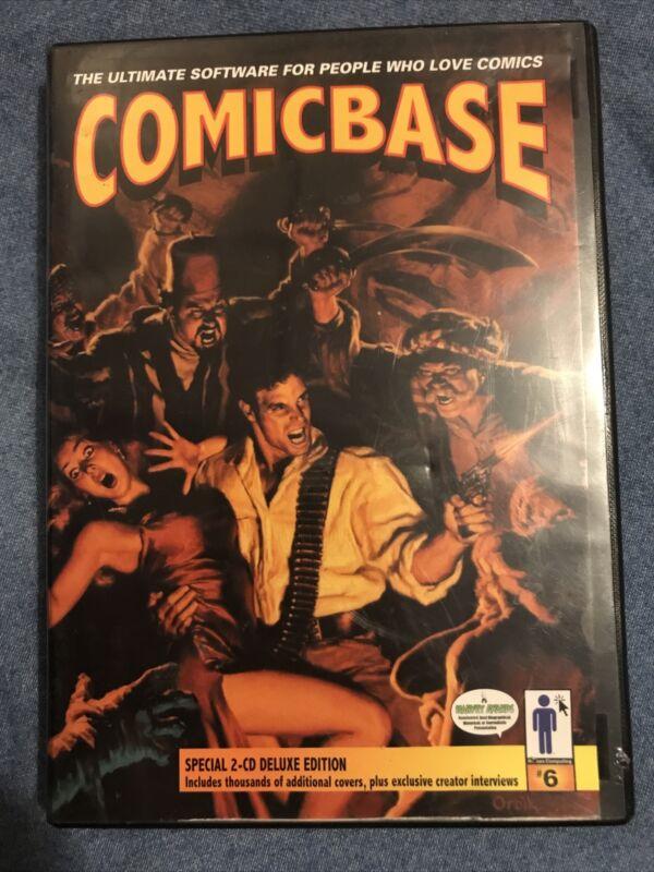 Comicbase #6 CD