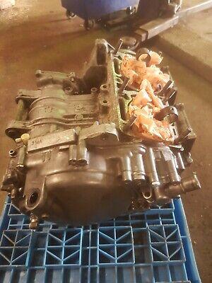 <em>YAMAHA</em> TZR250 TZR 3MA ENGINE BOTTOM END WITH CRANK FLYWHEEL AND GEAR
