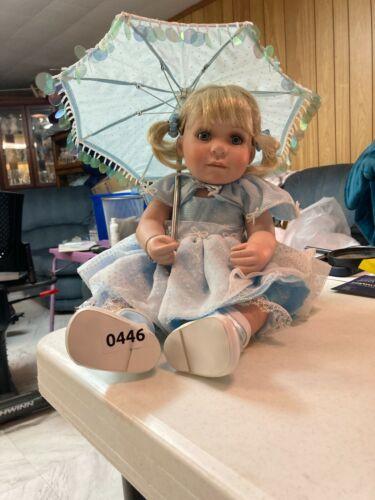 "(0446) & (0579) Marie Osmond ""April Showers"" ""Favorite Things"" Rare Porcelain"