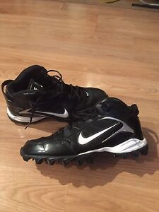 Used Nike football cleats