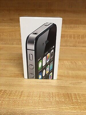 Apple iPhone 4s - 8GB - NEW IN BOX FACTORY SEALED (AT&T) A1387 - MF257LL/A for sale  Shipping to India