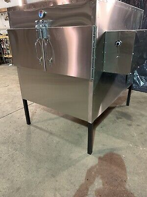 Semo Smokers Llc 48x48 Insulated Rotisserie Smoker 250 Shipping To Lower 48
