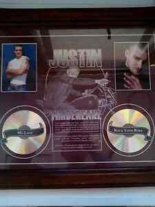 Justin Timberlake photo frame Melton Melton Area Preview