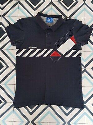 Adidas Originals Lendl Short Sleeve Polo Shirt Medium (Small Fit)